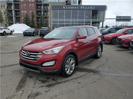 2013 Hyundai Santa Fe Sport 2.0T Limited (Stk: N6245A) in Calgary - Image 1 of 24