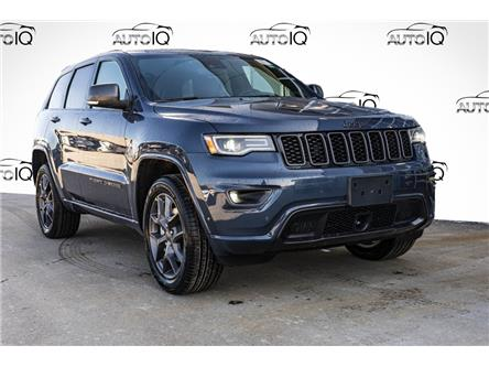2021 Jeep Grand Cherokee Limited (Stk: 44636) in Innisfil - Image 1 of 30