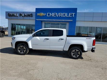 2021 Chevrolet Colorado Z71 (Stk: 21T084) in Wadena - Image 1 of 20