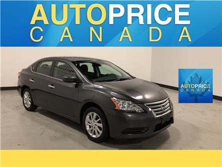 2015 Nissan Sentra 1.8 S (Stk: H2986) in Mississauga - Image 1 of 27