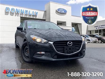2017 Mazda Mazda3  (Stk: CLDU6729AL) in Ottawa - Image 1 of 22