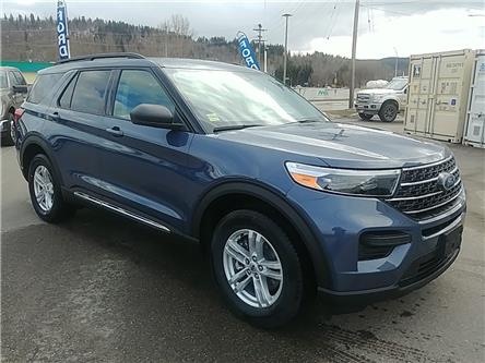 2021 Ford Explorer XLT (Stk: 21T041) in Quesnel - Image 1 of 14