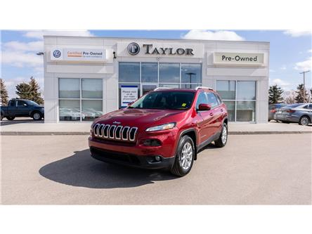 2016 Jeep Cherokee North (Stk: 67571) in Regina - Image 1 of 34