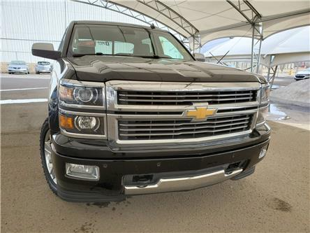 2014 Chevrolet Silverado 1500 High Country (Stk: 189788) in AIRDRIE - Image 1 of 29