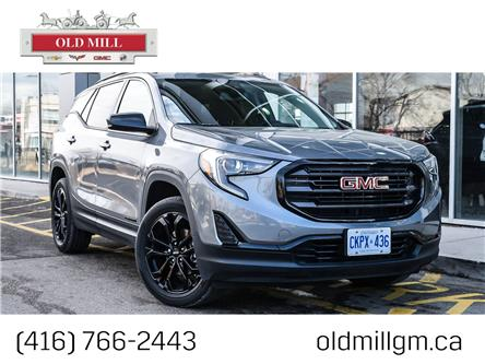 2021 GMC Terrain SLE (Stk: ML347543) in Toronto - Image 1 of 25
