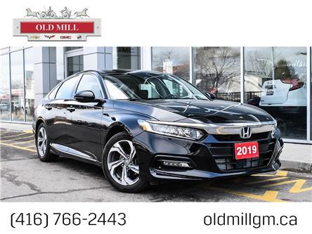 2019 Honda Accord EX-L 1.5T (Stk: 802935U) in Toronto - Image 1 of 28