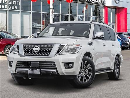 2020 Nissan Armada  (Stk: Z9002) in Burlington - Image 1 of 10