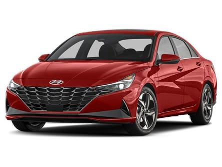2021 Hyundai Elantra Preferred w/Sun & Safety Package (Stk: 30688) in Scarborough - Image 1 of 3
