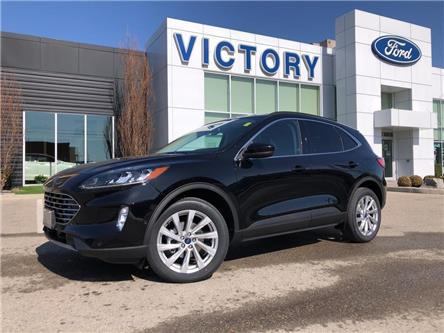 2021 Ford Escape Titanium (Stk: VEP20156) in Chatham - Image 1 of 18