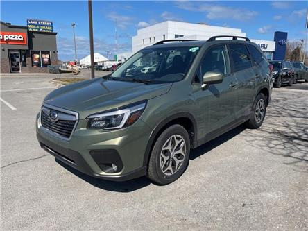 2021 Subaru Forester Touring (Stk: S5779) in St.Catharines - Image 1 of 15