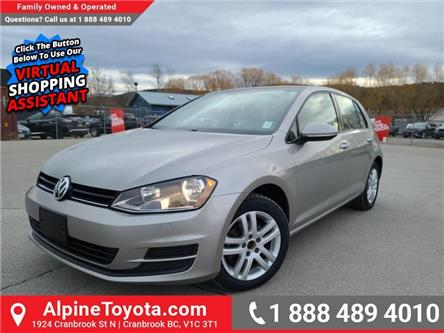 2016 Volkswagen Golf  (Stk: X017229N) in Cranbrook - Image 1 of 22