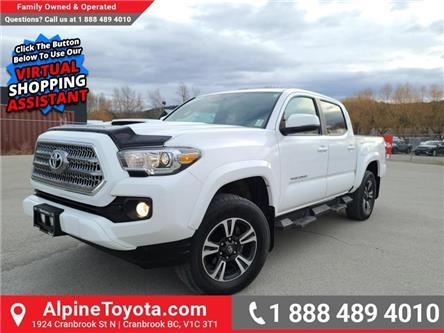 2017 Toyota Tacoma TRD Sport (Stk: X056138M) in Cranbrook - Image 1 of 28