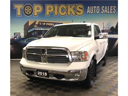 2018 RAM 1500 SLT (Stk: 140215) in NORTH BAY - Image 1 of 28