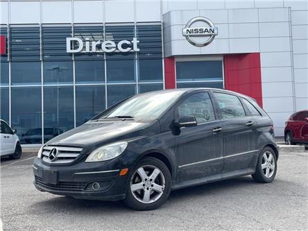 2007 Mercedes-Benz B-Class AS IS SPECIAL (Stk: N4542A) in Mississauga - Image 1 of 2