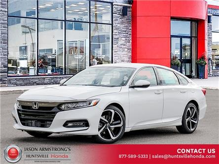 2021 Honda Accord Sport 1.5T (Stk: 221201) in Huntsville - Image 1 of 22