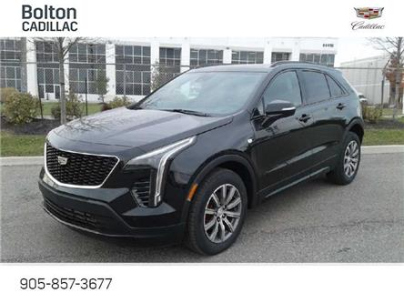 2021 Cadillac XT4 Sport (Stk: MF001198) in Bolton - Image 1 of 15