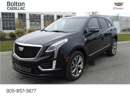2021 Cadillac XT5 Sport (Stk: 117192) in Bolton - Image 1 of 15