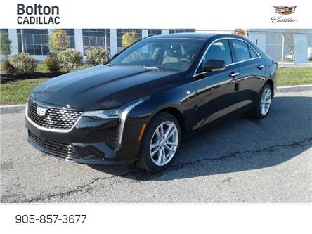 2021 Cadillac CT4 Luxury (Stk: 108809) in Bolton - Image 1 of 15