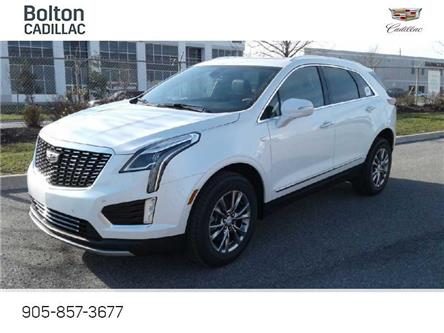 2021 Cadillac XT5 Premium Luxury (Stk: 134534) in Bolton - Image 1 of 15