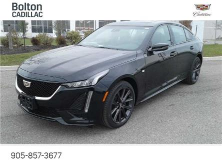 2021 Cadillac CT5 Sport (Stk: 113595) in Bolton - Image 1 of 14