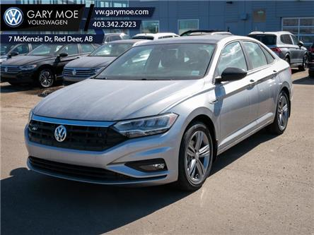 2021 Volkswagen Jetta Highline (Stk: 1JT5648) in Red Deer County - Image 1 of 16