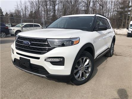 2021 Ford Explorer XLT (Stk: EX21250) in Barrie - Image 1 of 24