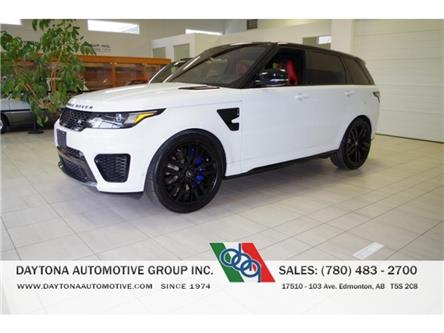 2017 Land Rover Range Rover Sport V8 Supercharged (Stk: 1526) in Edmonton - Image 1 of 30