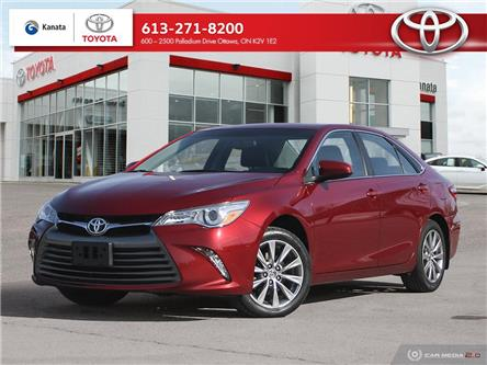 2017 Toyota Camry XLE (Stk: K4568A) in Ottawa - Image 1 of 29