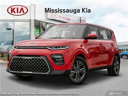 2021 Kia Soul EX+ (Stk: SL21032) in Mississauga - Image 1 of 24