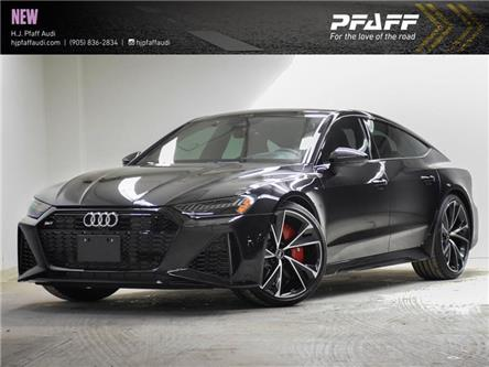 2021 Audi RS 7 4.0T (Stk: A13829) in Newmarket - Image 1 of 24