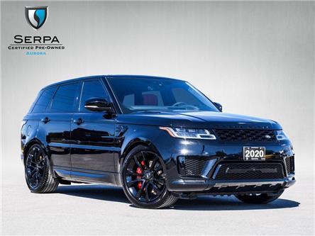 2020 Land Rover Range Rover Sport HST MHEV (Stk: CP045) in Aurora - Image 1 of 26