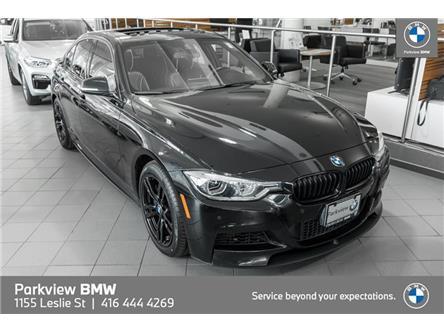 2017 BMW 340i xDrive (Stk: PP9677) in Toronto - Image 1 of 29