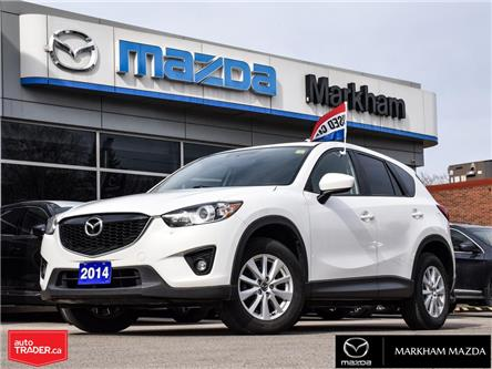 2014 Mazda CX-5 GS (Stk: D5210223B) in Markham - Image 1 of 25