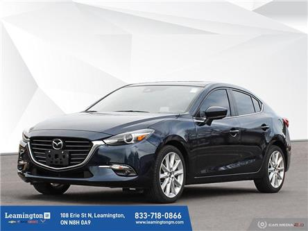 2017 Mazda Mazda3 GT (Stk: U4696) in Leamington - Image 1 of 30