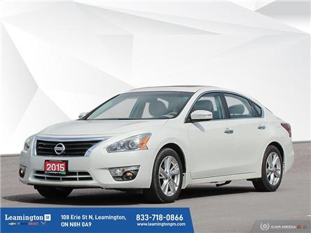 2015 Nissan Altima 2.5 SL (Stk: 21-287A) in Leamington - Image 1 of 30