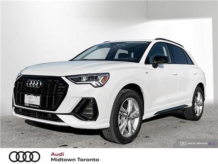 2021 Audi Q3 45 Technik (Stk: AU9606) in Toronto - Image 1 of 22