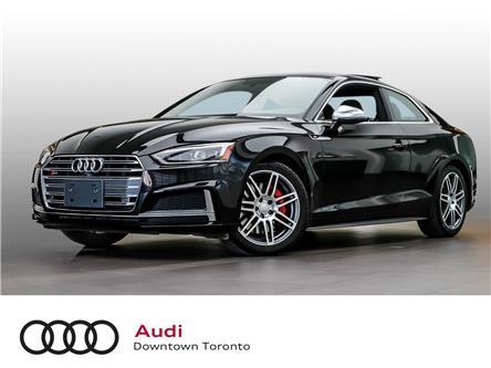 2018 Audi S5 3.0T Progressiv (Stk: P4291) in Toronto - Image 1 of 28