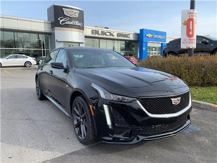 2021 Cadillac CT5 Sport (Stk: R10133) in Ottawa - Image 1 of 23