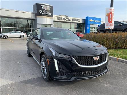 2021 Cadillac CT5 Sport (Stk: R10134) in Ottawa - Image 1 of 17