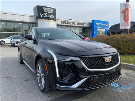 2021 Cadillac CT4 Sport (Stk: R10136) in Ottawa - Image 1 of 21