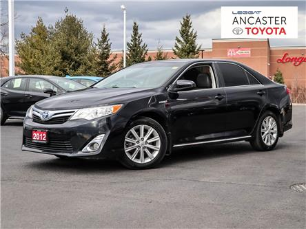2012 Toyota Camry Hybrid XLE (Stk: 21257A) in Ancaster - Image 1 of 28