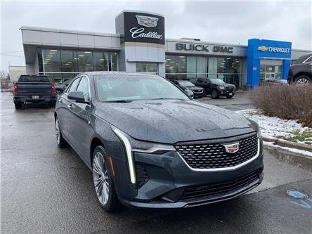 2021 Cadillac CT4 Premium Luxury (Stk: R10280) in Ottawa - Image 1 of 23