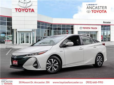 2018 Toyota Prius Prime  (Stk: 4128) in Ancaster - Image 1 of 26