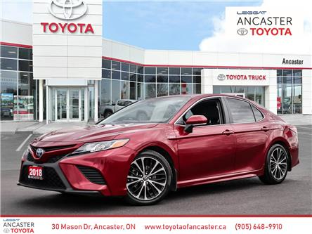 2018 Toyota Camry Hybrid SE (Stk: 4131) in Ancaster - Image 1 of 30