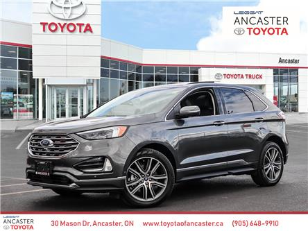 2019 Ford Edge Titanium (Stk: 21328A) in Ancaster - Image 1 of 26