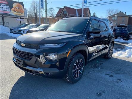 2021 Chevrolet TrailBlazer ACTIV (Stk: R10321) in Ottawa - Image 1 of 24