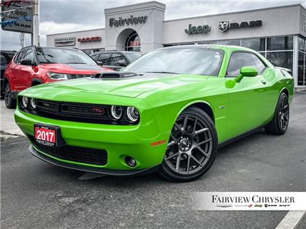 2017 Dodge Challenger  (Stk: U18478) in Burlington - Image 1 of 17
