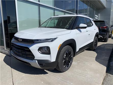 2021 Chevrolet TrailBlazer LT (Stk: R10531) in Ottawa - Image 1 of 19