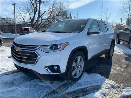 2021 Chevrolet Traverse LT True North (Stk: R10427) in Ottawa - Image 1 of 23