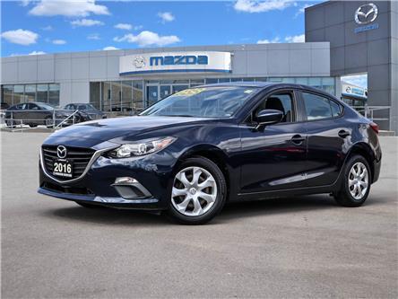 2016 Mazda Mazda3  (Stk: U1074) in Hamilton - Image 1 of 28